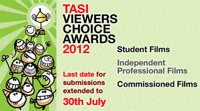 TVCA 2012 - Call for entries