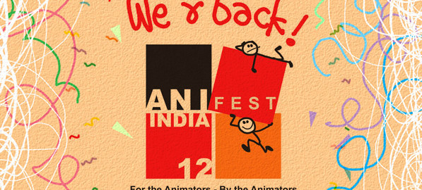 Announcing Anifest India 2012