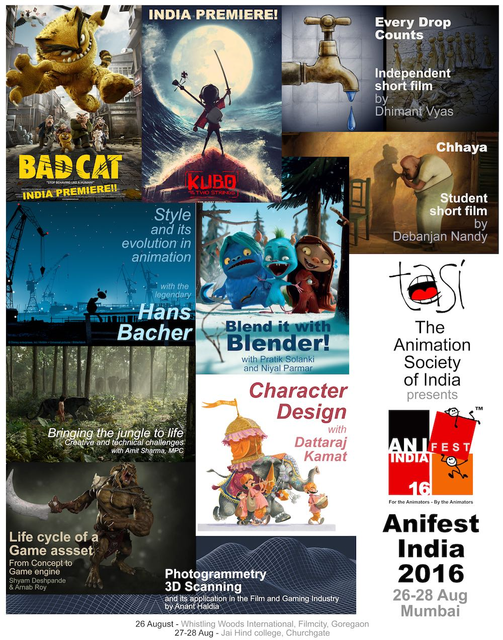 Anifest India 2016 - All Sessions