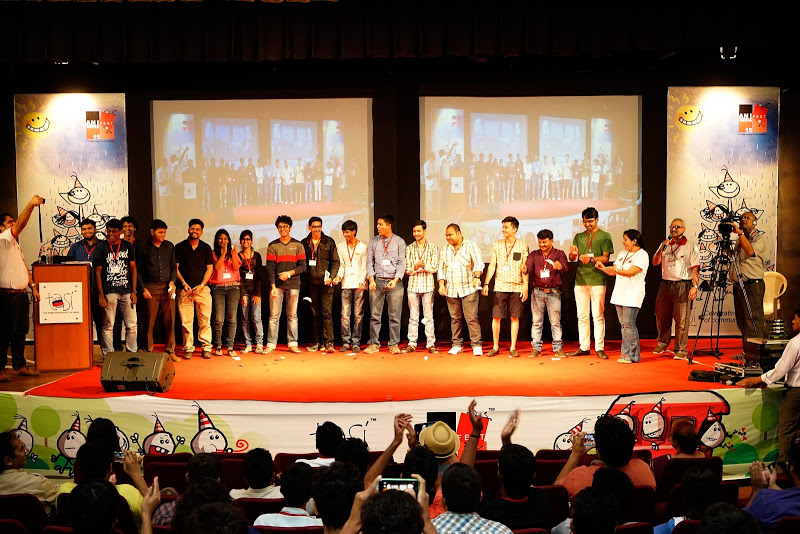 Anifest India 2015 Photo Album