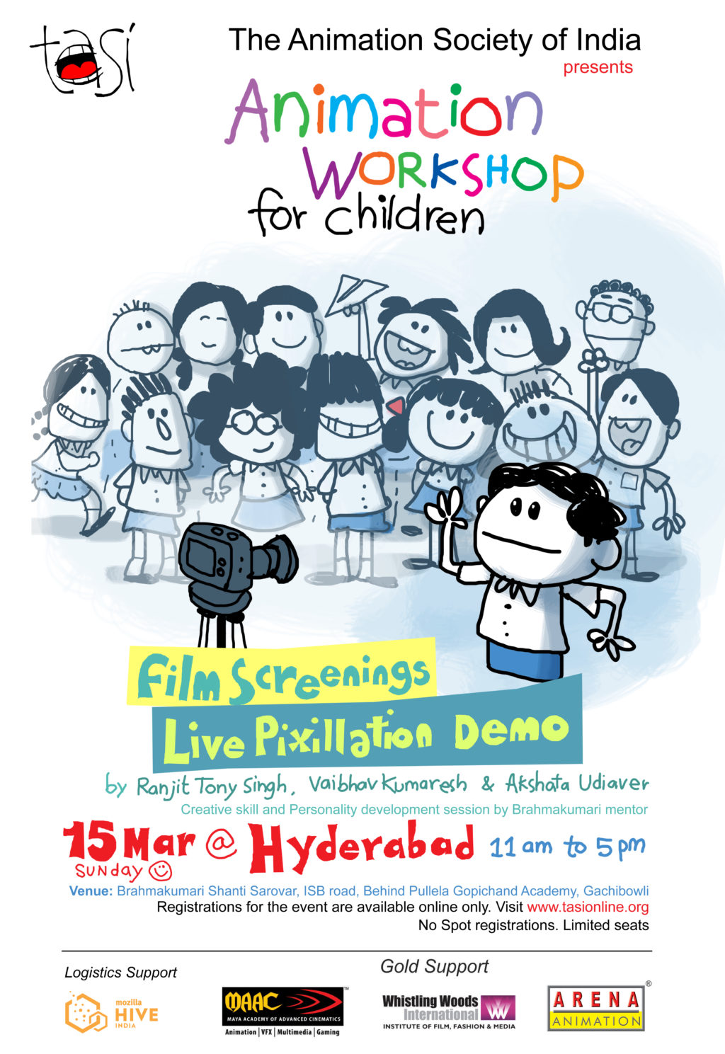 Hyderabad Children's Workshop