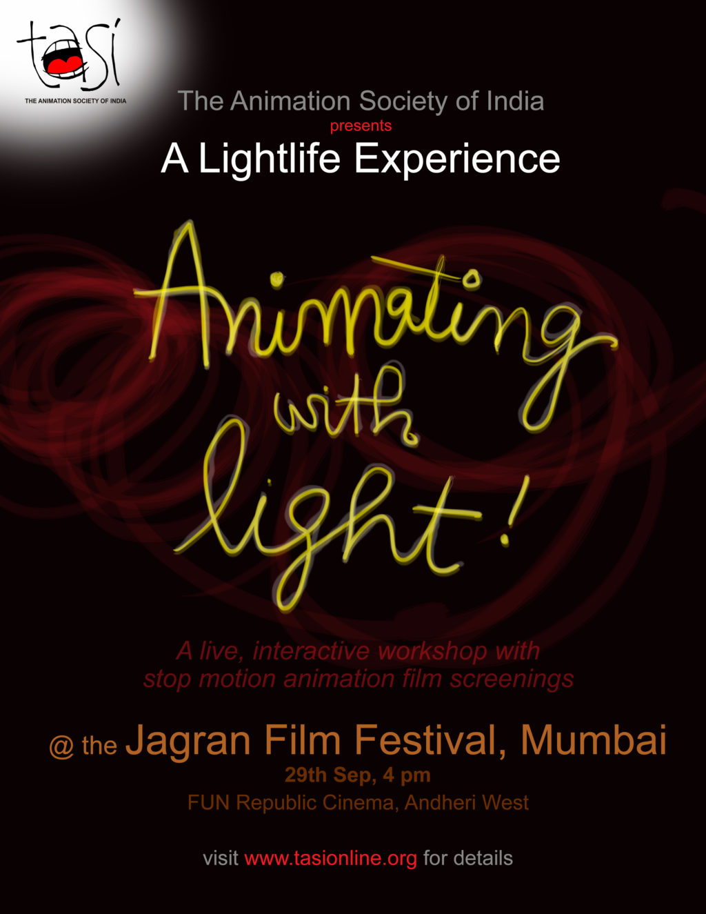 Light Animation Workshop